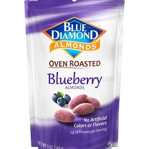 5 oz Oven Roasted Blueberry Flavored Almonds