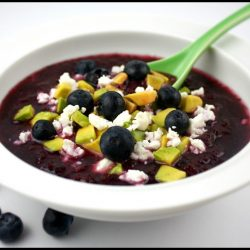 Two ways to incorporate blueberries into your diet
