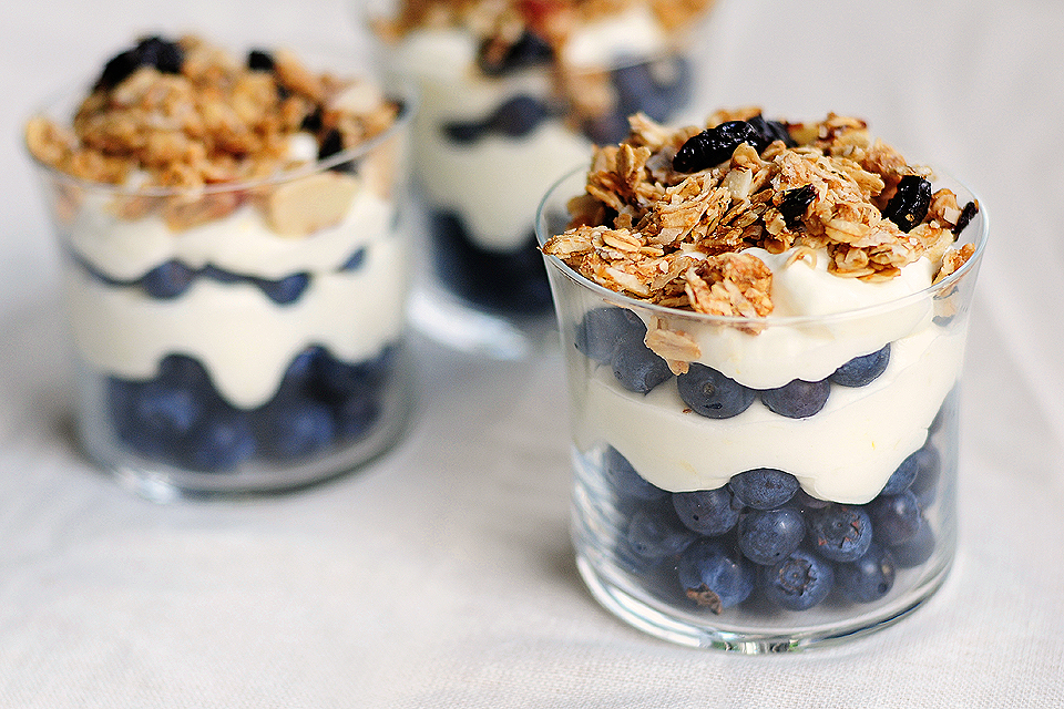 Best Blueberry Combinations