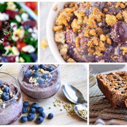 best healthy blueberry