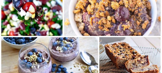 6 Best Healthy Blueberry Recipes You Must Have & (One Surprise)!