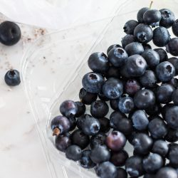 Get your daily dose of antioxidants with blueberries