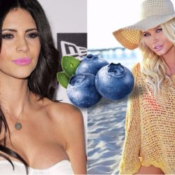 Two Playboy Models Share Their Favorite Blueberry Secrets!