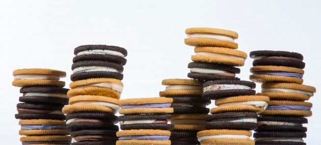 When Just Vanilla Won't Do, How About a Blueberry Pie Oreo?