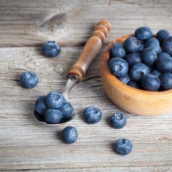blueberry diet