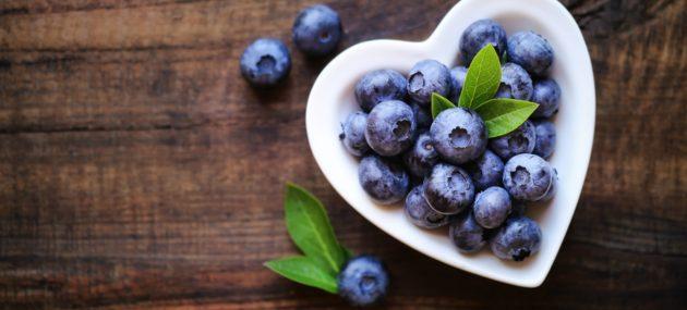 Blueberries For Heart Health
