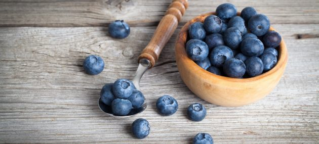 The Blueberry Diet To Banish Belly Fat!