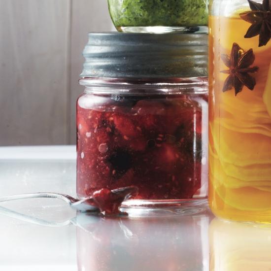 Jumbleberry-jam