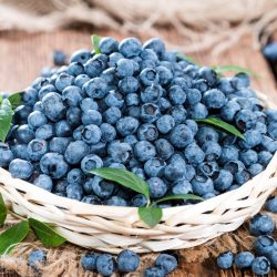 Blueberries: A Good Source Of Manganese