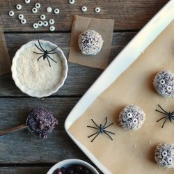 5 Scary Blueberry Halloween Recipes