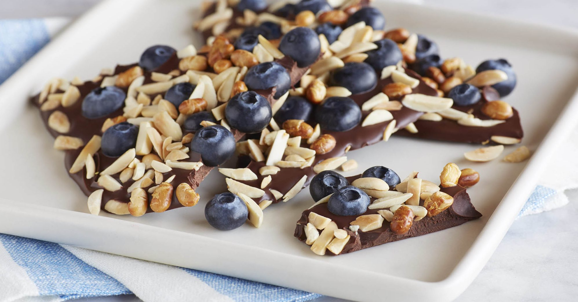 Blueberry Recipes For A Healthy Christmas