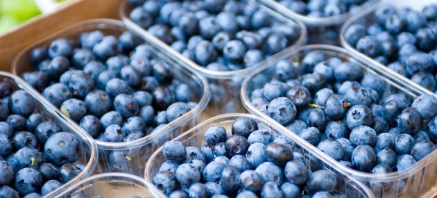 Blueberry exports to grow over 12% per year through 2021