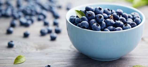 Blueberries counteract intestinal diseases