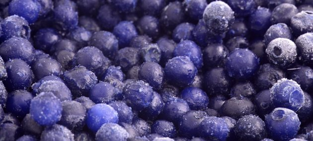 Are Frozen Blueberries Even More Healthy?