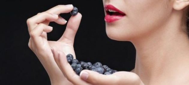 Blueberries show promise as treatment for post-traumatic stress disorder