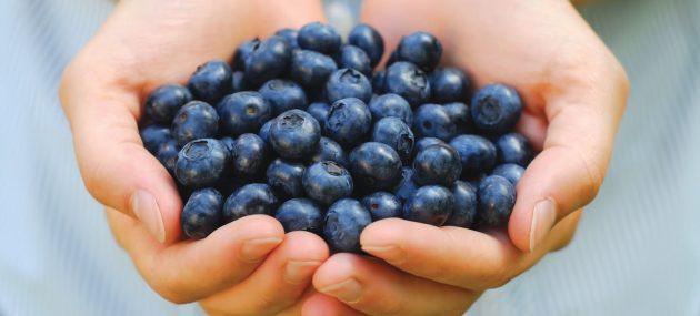 Blueberries can help reduce blood pressure and arterial stiffness
