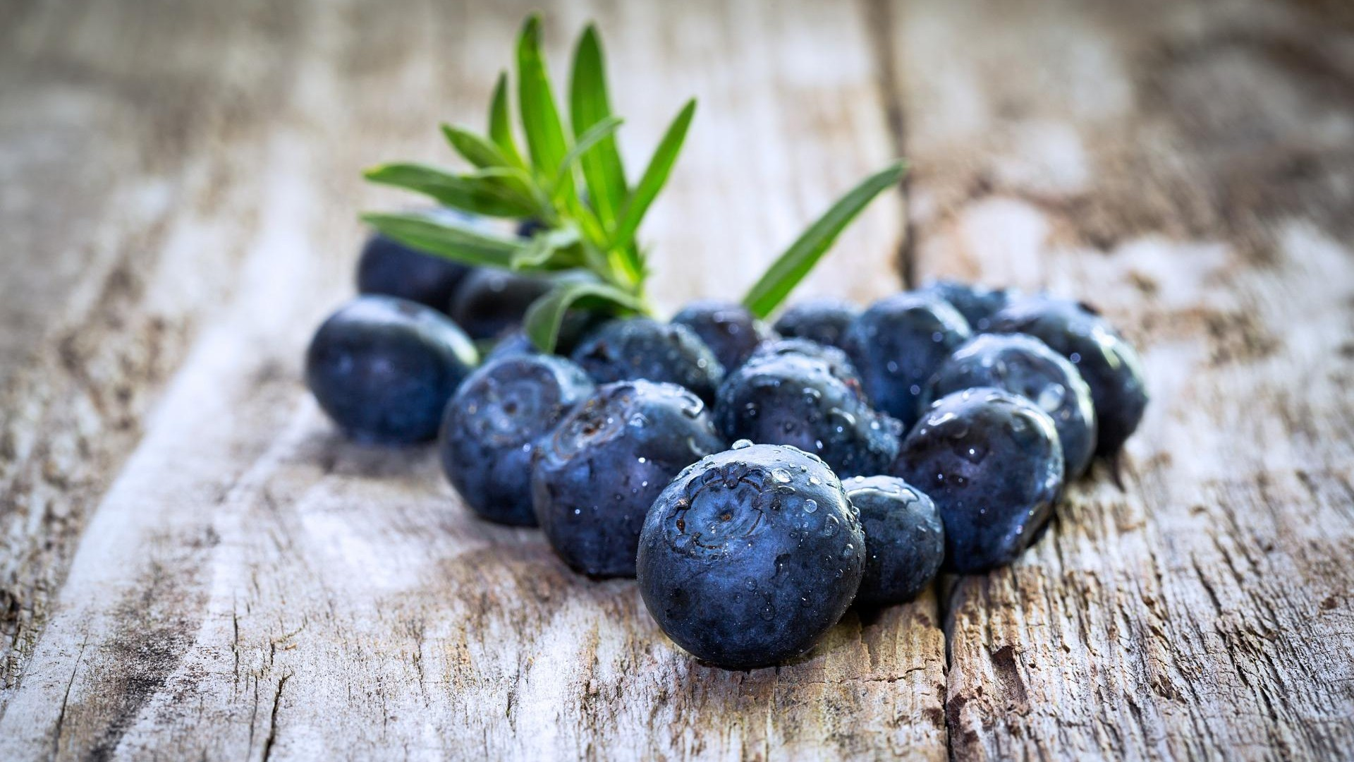 blueberries heart healthy