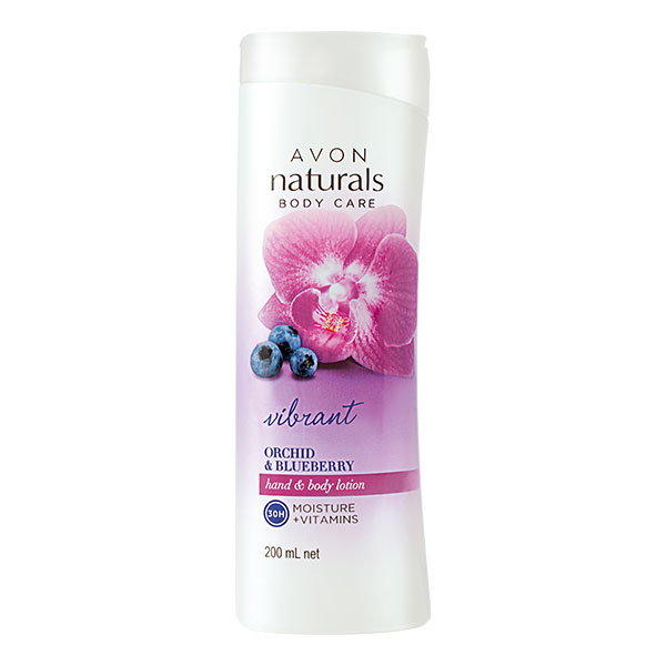 Naturals Orchid & Blueberry Hand & Body Lotion