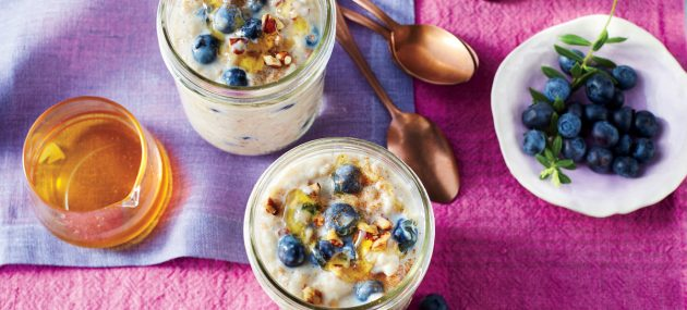 5 Blueberry Breakfast Ideas For Mother's Day