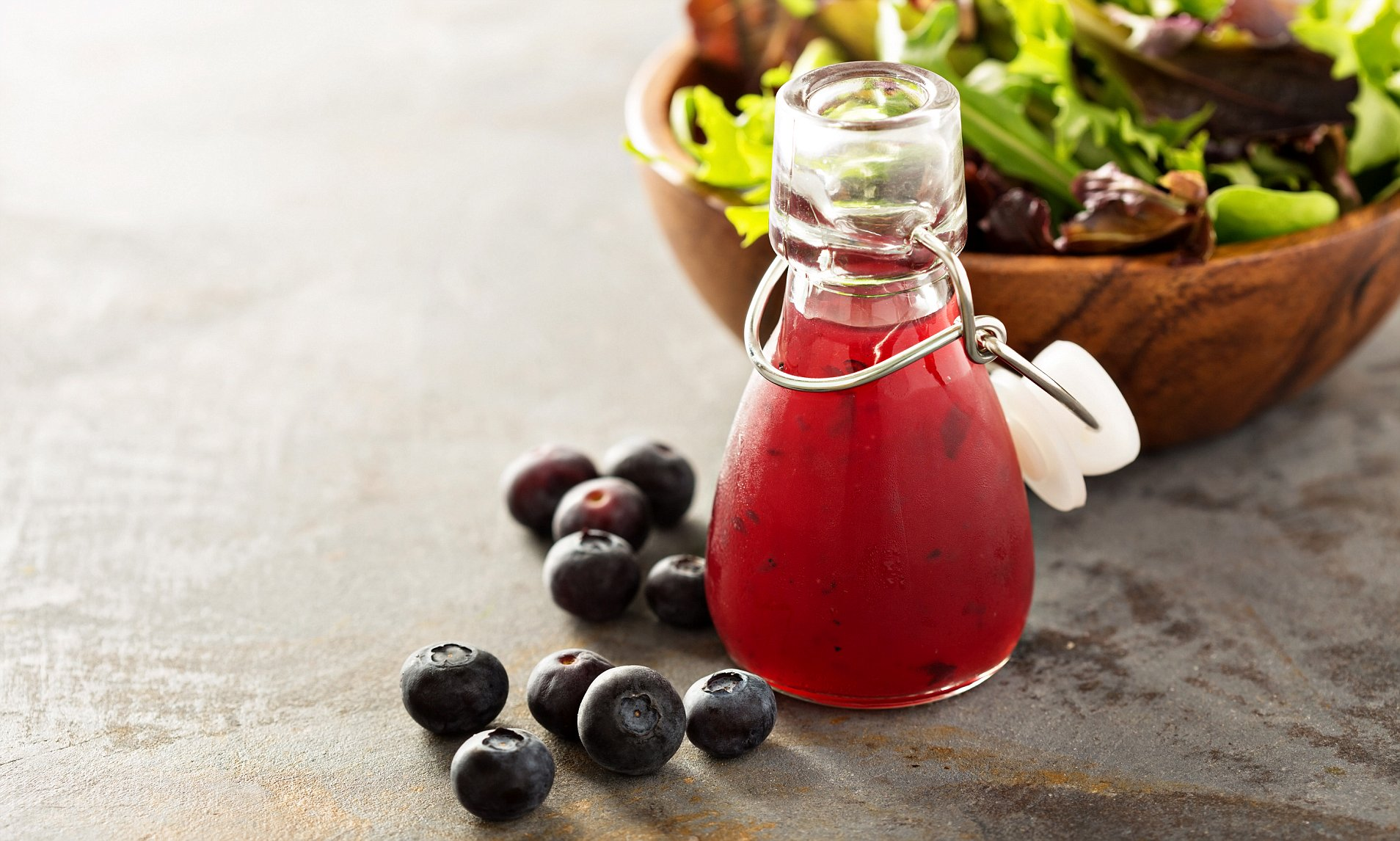 Blueberry Vinegar