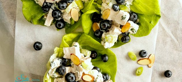 3 Blueberry Wrap Recipes with a Twist